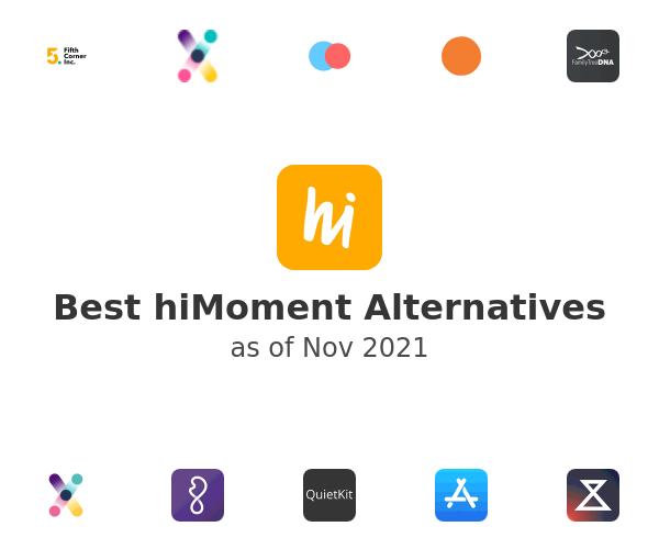 Best hiMoment Alternatives
