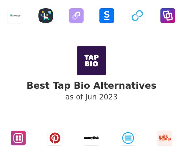 Best Tap Bio Alternatives
