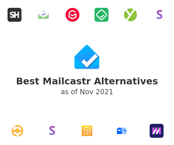Best Mailcastr Alternatives
