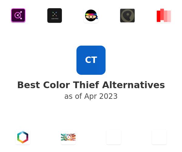 Best Color Thief Alternatives