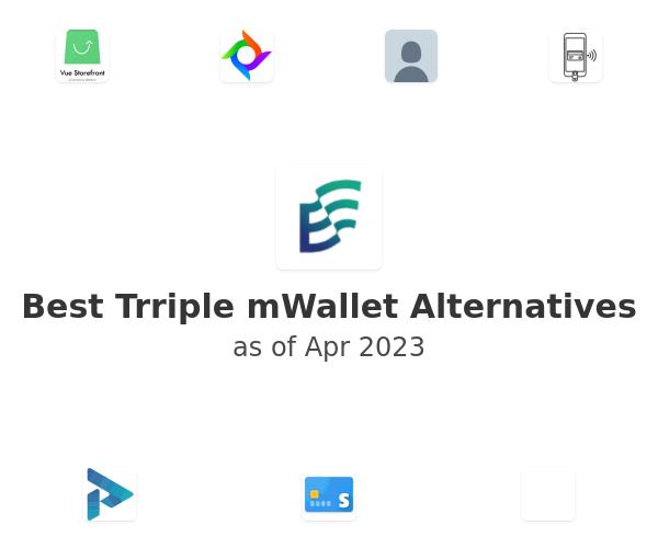 Best Trriple mWallet Alternatives
