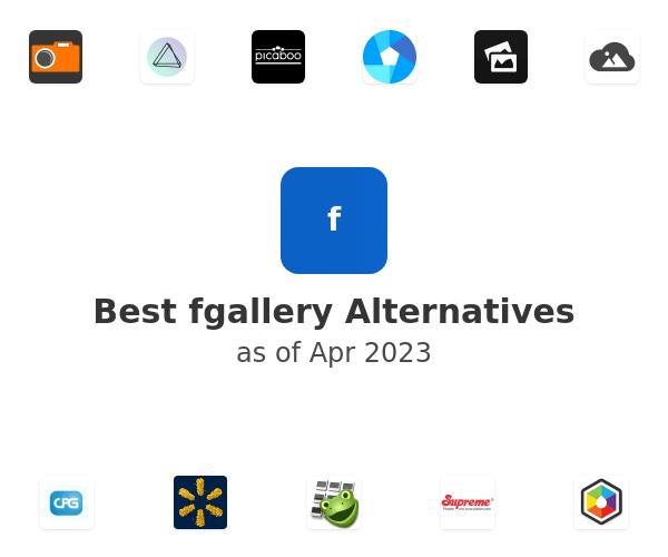 Best fgallery Alternatives