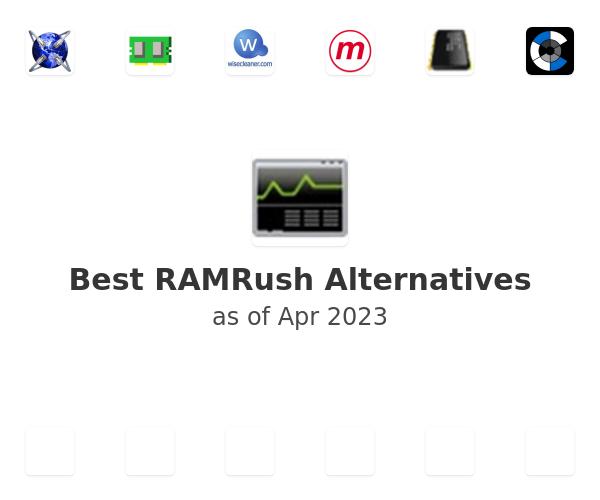 Best RAMRush Alternatives