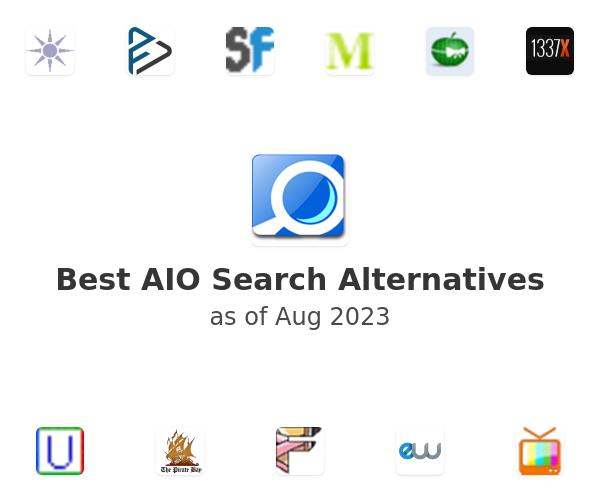 Best AIO Search Alternatives