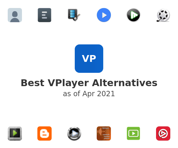 Best VPlayer Alternatives