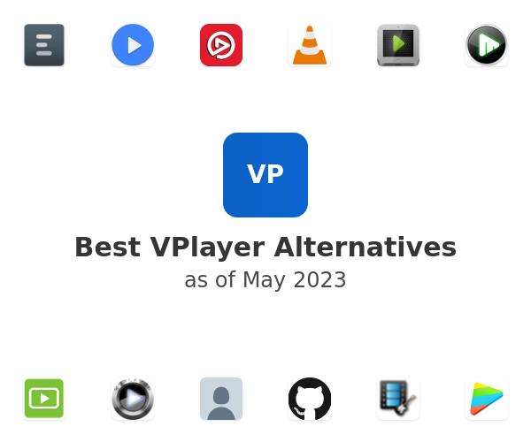 Best VPlayer Alternatives