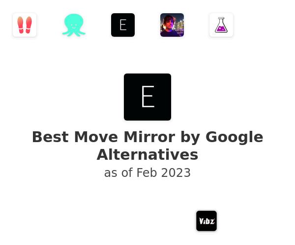 Best Move Mirror by Google Alternatives