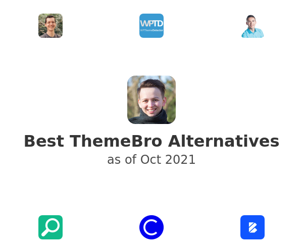 Best ThemeBro Alternatives