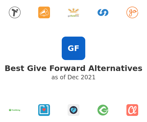 Best Give Forward Alternatives