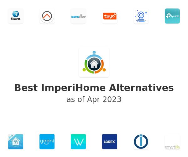 Best ImperiHome Alternatives