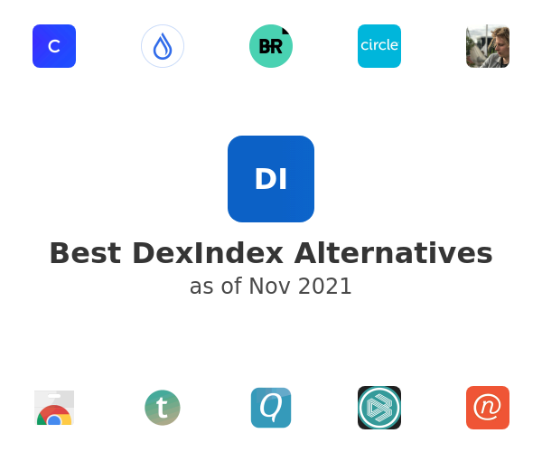Best DexIndex Alternatives