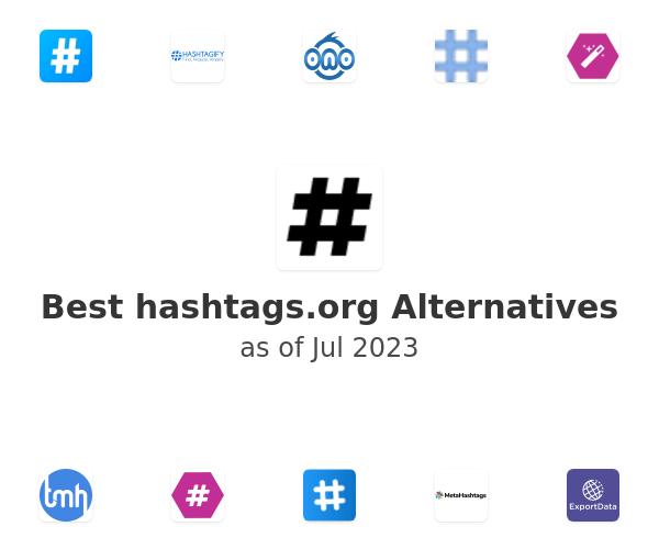 Best hashtags.org Alternatives