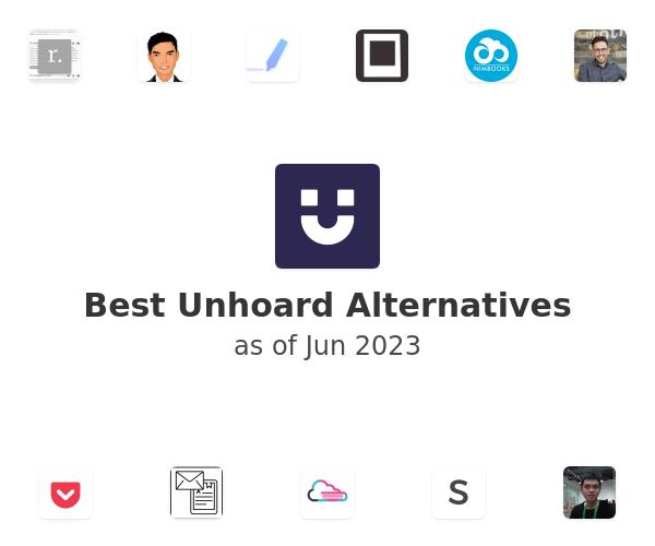 Best Unhoard Alternatives