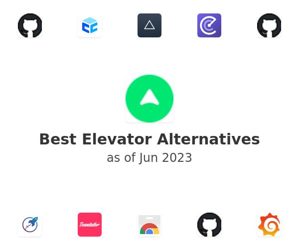 Best Elevator Alternatives