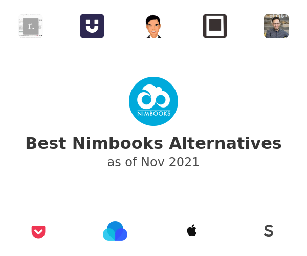 Best Nimbooks Alternatives