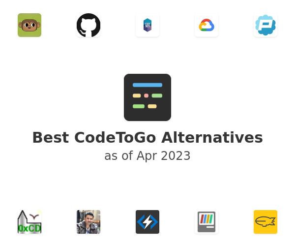 Best CodeToGo Alternatives