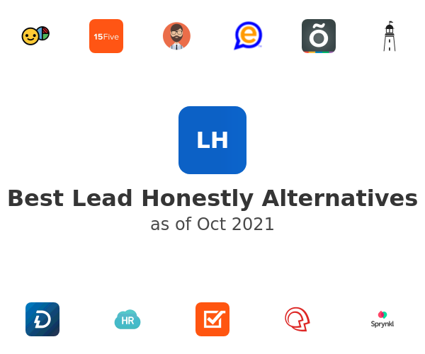 Best Lead Honestly Alternatives