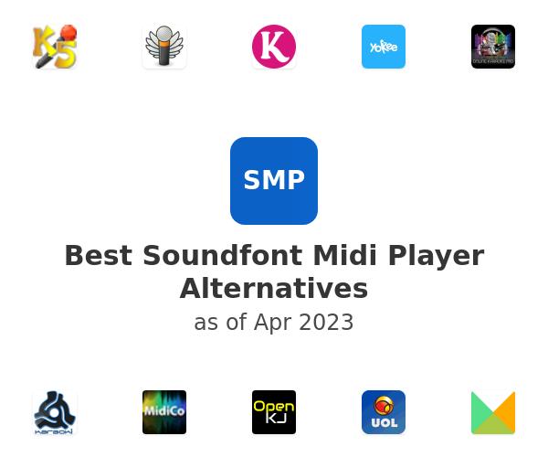 Best Soundfont Midi Player Alternatives