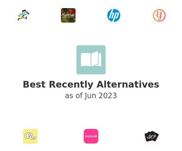 Best Recently Alternatives
