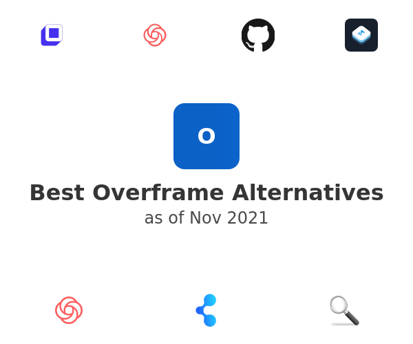 Best Overframe Alternatives