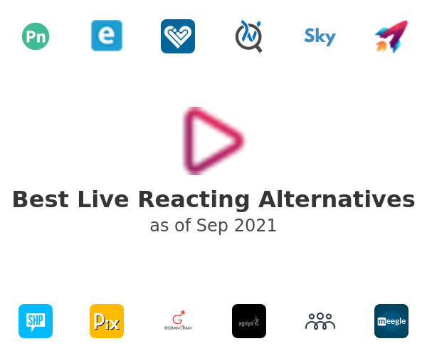 Best Live Reacting Alternatives
