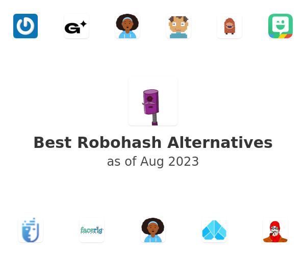 Best Robohash Alternatives
