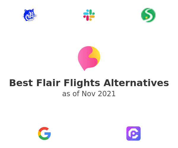 Best Flair Flights Alternatives