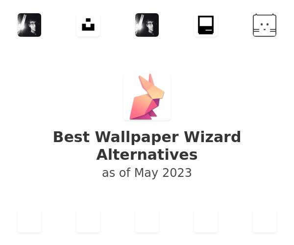 Best Wallpaper Wizard Alternatives