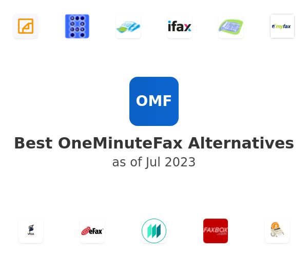 Best OneMinuteFax Alternatives