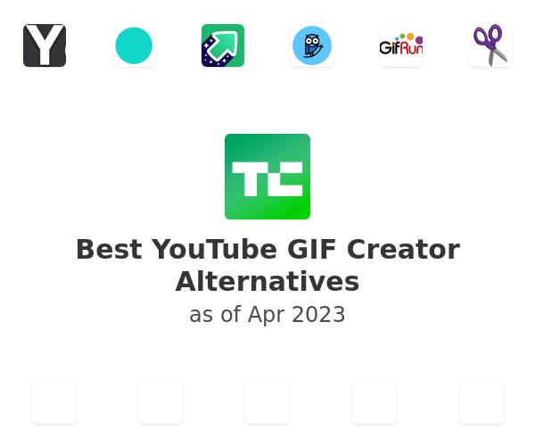 Best YouTube GIF Creator Alternatives