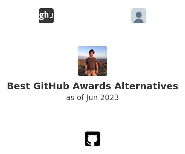 Best GitHub Awards Alternatives