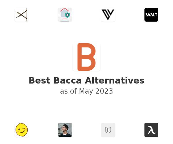 Best Bacca Alternatives