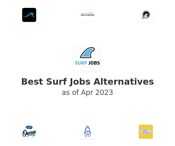 Best Surf Jobs Alternatives