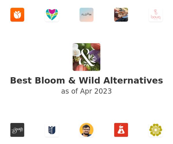 Best Bloom & Wild Alternatives