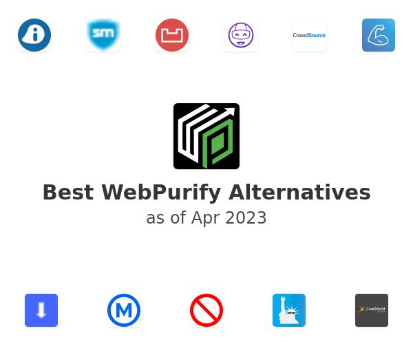 Best WebPurify Alternatives
