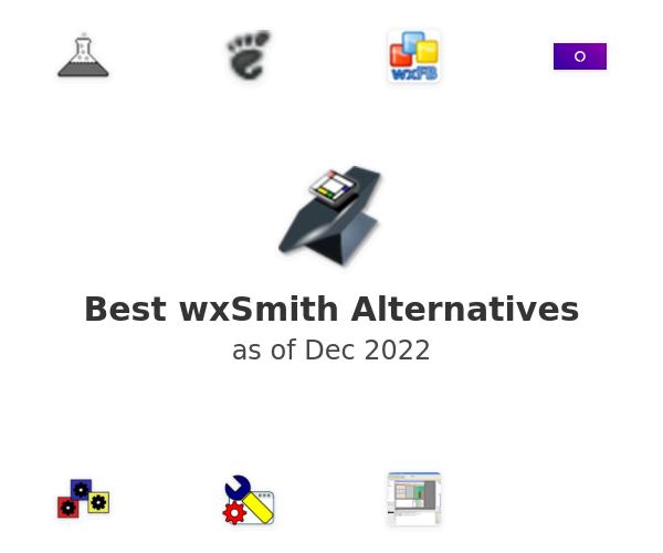 Best wxSmith Alternatives