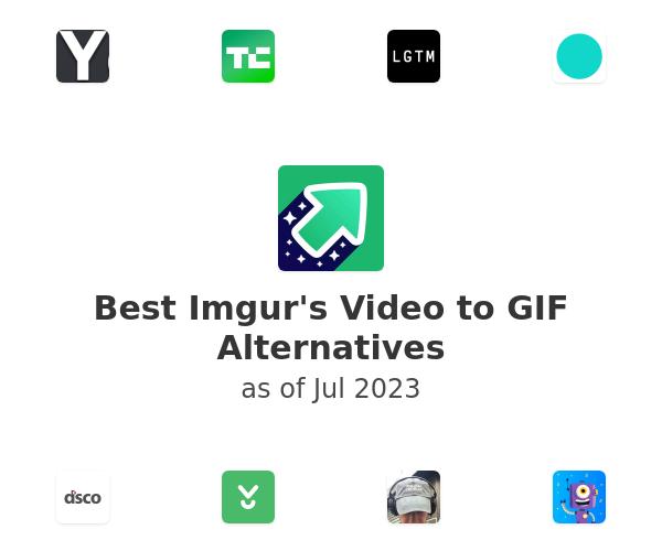 Best Imgur's Video to GIF Alternatives