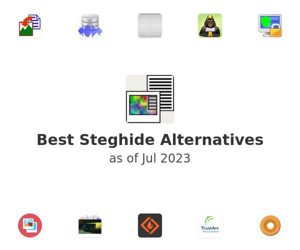 Best Steghide Alternatives
