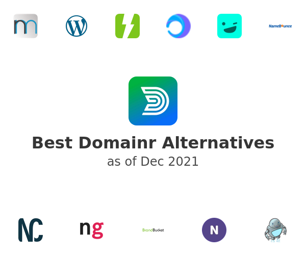 Best Domainr Alternatives