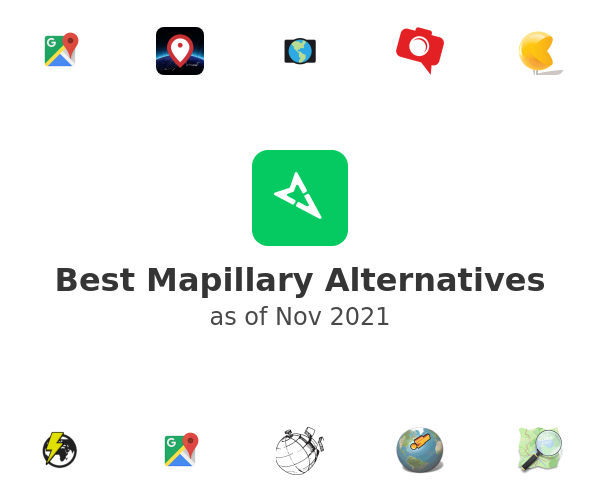 Best Mapillary Alternatives