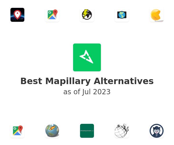 Best Mapillary Alternatives