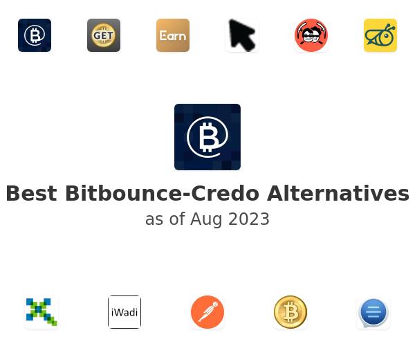 Best Bitbounce-Credo Alternatives