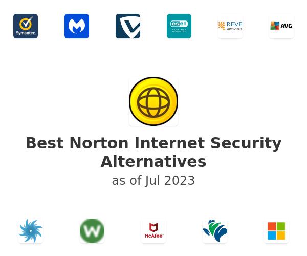 Best Norton Internet Security Alternatives
