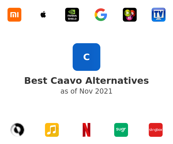 Best Caavo Alternatives
