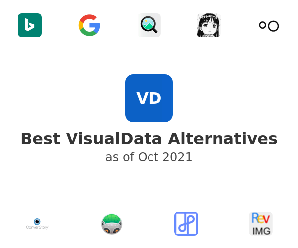 Best VisualData Alternatives