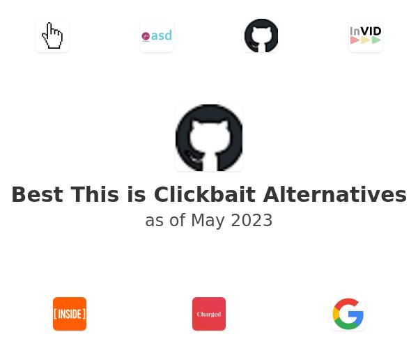 Best This is Clickbait Alternatives