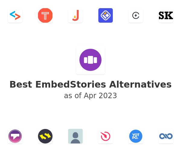 Best EmbedStories Alternatives