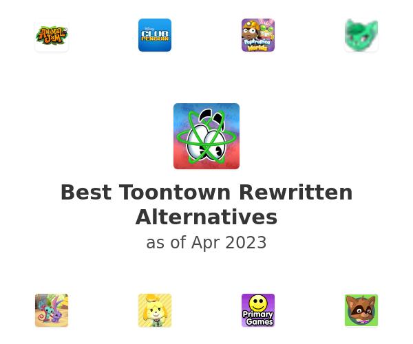Best Toontown Rewritten Alternatives