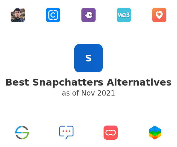 Best Snapchatters Alternatives