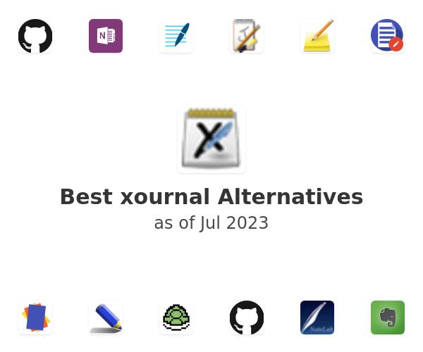 Best xournal Alternatives